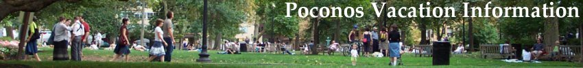 Poconos Vacation Travel